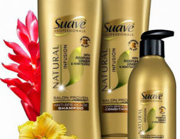 FREE Suave Professionals Natural Infusion Sample