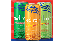 Red Rain Spring Into Energy Sweepstakes
