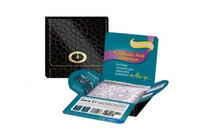 FREE Kit Equate and Assurance PurseReady Sample