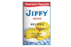 "FREE ""Jiffy"" Mix Recipe Book"
