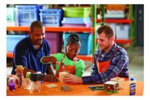 FREE Build Kung Fu Panda 3 Spinning Box Workshop For Kids at Home Depot on January 2nd