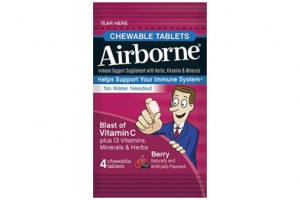 FREE Airborne Chewables 4-Count at Target