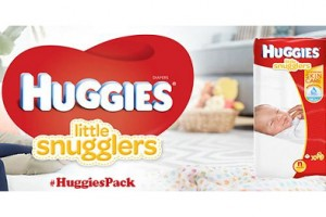 FREE Huggies Little Snugglers Diapers Chatterbox