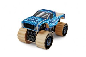 FREE Monster Jam, Blue Thunder Truck at Lowes on March 12