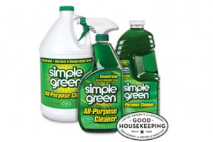 Simple Green Cleaning Kit Sweepstakes