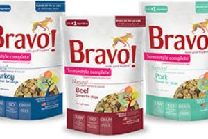FREE Bravo Pet Food Sample at 1PM EST
