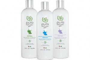 FREE Pura Naturals Pet Shampoo Sample at 3PM EST