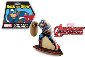 FREE Captain America Build at Lowes on 6/11