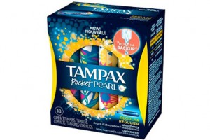 FREE Box of Tampax Pocket Pearl Tampons
