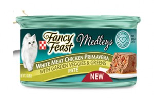 FREE Fancy Feast Medleys Cat Food Sample