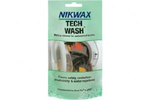 FREE Nikwax Tech Wash Sample
