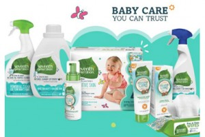 FREE Seventh Generation Baby Sample Kit