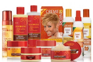 FREE Crème of Nature Product Sample Pack