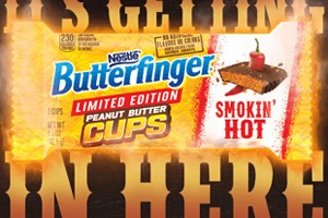 Butterfinger Smokin' Hot Instant Win Game & Sweepstakes