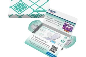 FREE Equate Options Pad and Liner or Assurance Sample Kit