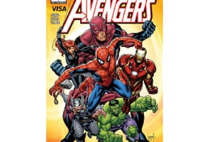 FREE Marvels Avengers Saving the Day Comic Books