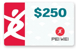 FREE Pei Wei Gift Card Giveaway from Quickly