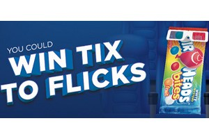 Airheads and Mentos Reel Sweet Sweepstakes (1,530 Prizes!)