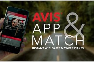 Avis App & Match Instant Win Game and Sweepstakes