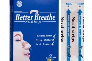 FREE Snorebore Better Breathe Nasal Strips Sample Pack