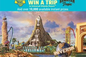 Banana Boat 'Sun. Fun. Done.' Instant Win Game (10,100 Winners!)