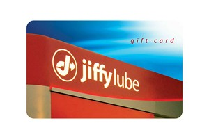 Jiffy Lube $100 Gift Card Giveaway