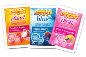 FREE Emergen-C Sample Packs
