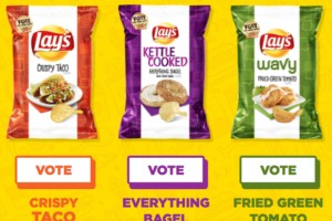 Lay's 'Do Us a Flavor' Sweepstakes