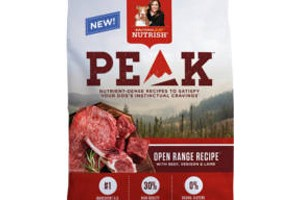 FREE Rachael Ray Nutrish Peak Dry Food for Dogs Sample