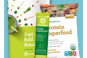 FREE Amazing Grass Protein Superfood Sample