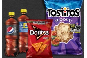 Frito-Lay & Pepsi NFL 'They Win You Score' Sweepstakes