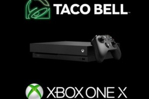 Taco Bell Xbox One Prize Pack Instant Win Game