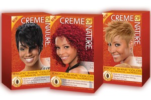 FREE FULL SIZE Creme of Nature Hair Color