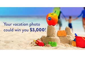Jazz Apple Summer Vacation Sweepstakes
