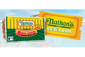 Nathan's Famous Rewards Instant Win Game