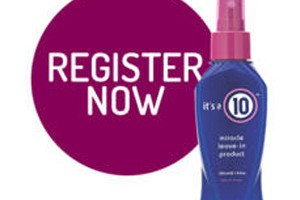 FREE It's a 10, the Miracle Defrizzing Cleansing Conditioner