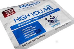 FREE PEScience High Volume Workout Supplement Sample