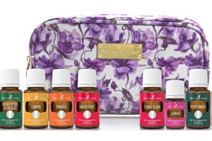 Scents of Self Young Living + InStyle Giveaway
