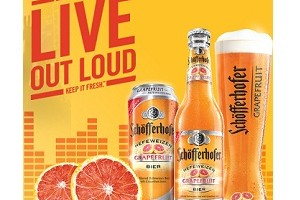 """Schofferhofer Grapefruit """"Live: Out Loud"""" Sweepstakes"""