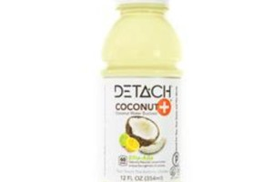 FREE Detach Coconut+ Water Sample