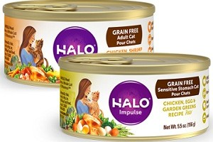 FREE Can of Halo Cat Food Coupon