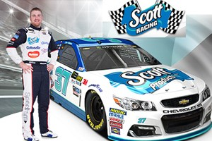 Kimberly-Clark Scott 1100 Racing Sweepstakes and Instant Win Game