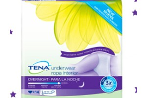 FREE Tena Products Sample Pack
