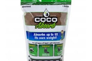 FREE CocoAbsorb Spill Absorbent Sample
