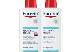 FREE Bottle of Eucerin Repair Lotion From Dr. Oz
