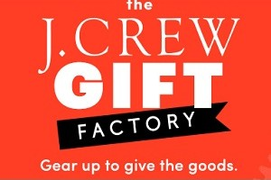The J. Crew Great Gift Card Giveaway