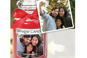 Yankee Candle Holiday Sweepstakes (Over 500 Prizes!)