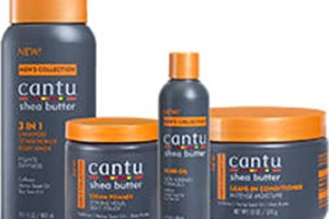FREE Cantu Shea Butter Men's Collection Samples