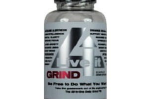 FREE Live It All-in-One Daily Grind Supplement Sample
