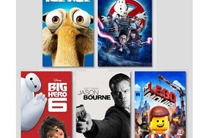 5 FREE Movies from Movies Anywhere